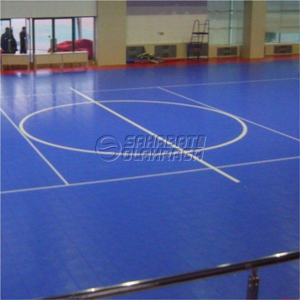 Karpet Lapangan Interlock 30x30 Ori Kunci Bulat Wins Court_3