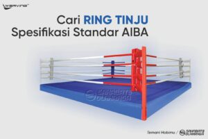 Ring Tinju Spesifikasi Standar AIBA